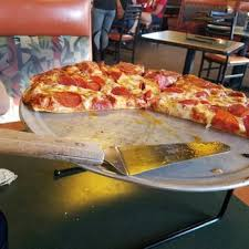 photo of round table pizza moreno valley ca united states this pizza