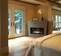 adding gas fireplace view in gallery perfect way to add a glass front fireplace to an