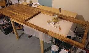 Peindre Un Plan De Travail De Cuisine Comment Peindre