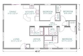 home architecture ranch house floor plan foundation plans redesign 2 story ranch house layouts old