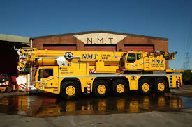 Terex Explorer 5600 160 Ton All Terrain Nmt Crane Hire Ltd