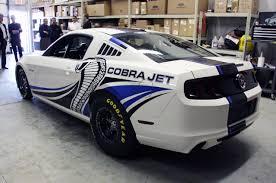 Mustang Cobra Jet concept