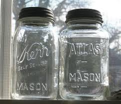 Kerr Mason Jar Age Chart Pin By Benjamin Woodcock On Reclaimit In 2019 Vintage