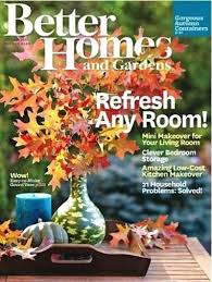 better home and garden magazine. Home And Garden Subscription Better Homes Gardens Magazine As Low Yr R