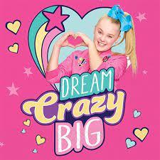 Jojo Siwa Dream Crazy Big Logo ...