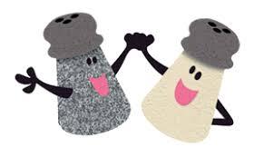 blues clues mr salt and mrs pepper. Mr. Salt And Mrs. Pepper Blues Clues Mr Mrs L