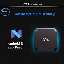 Online Shop Best <b>French IPTV</b> Box <b>X96</b> mini Android TV Box with ...