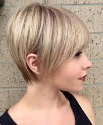 Hairstyles Bob Haircuts For Fine Hair Round Face Fascinating