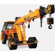 14xw Ace Hydraulic Mobile Cranes