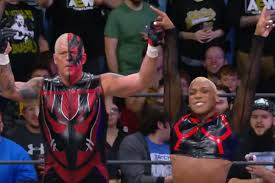 Sonny Kiss and Dustin Rhodes: AEW's latest dynamic duo - Outsports