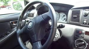 2008 Toyota Corolla S - YouTube