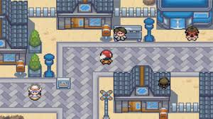 How To Get A Train Ticket In Pokemon Light Platinum What To Do In Snowce City Light Platinum