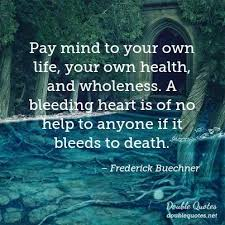 Frederick Buechner Quotes Awesome Frederick Buechner Health Quotes Double Quotes