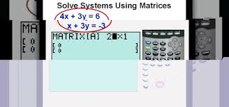 solving systems of linear equations with matrices mathway statistics math solver graph for grade 2