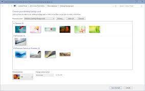 Windows 10 Wallpaper Folder Path