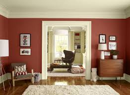 Two Color Living Room Painting Walls Different Colors Living Room