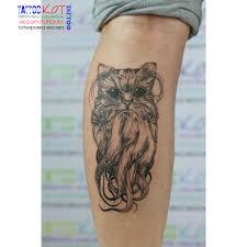 татуировка слово слон значение