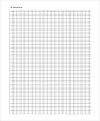 1 8 inch graph paper large graph paper template 10 free pdf documents download