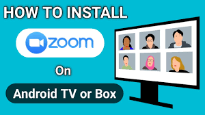 How to Install Zoom on Android TV or MI Box 4K | How to Use Zoom on Smart TV  • EasyTuto