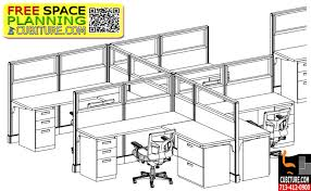 Office furniture space planning Interior Design Office Space Planning Total Office Concepts Office Furniture Systems For Sale Installed In Houston Tx