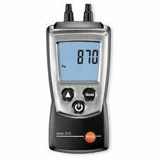 digital manometer. testo 0560 0511 digital manometer 120.4 to 481.8 in h2o s
