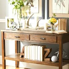 pottery barn knock off entry table round foyer entryway black tables target consoles wood world market console eve anikkhan me small and mirror set modern
