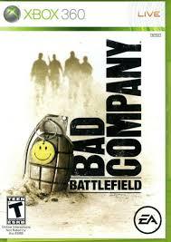 Video game:Xbox 360 Battlefield: <b>Bad Company</b> - Microsoft ...