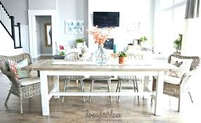 farmhouse dining table and chairs white farmhouse table farmhouse table and bench white farmhouse dining table