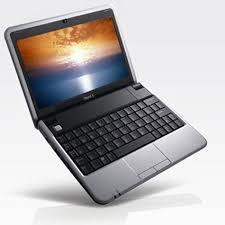 Laptop mini Dell 10 Atom Z530/1G/160G có cổng HDMI và Camera