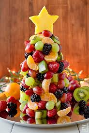 Best 25 Fruit Christmas Tree Ideas On Pinterest  Christmas Fruit Fresh Fruit Tree Display