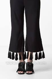 Bell Bottom Pants Design Tassell Bell Bottom Pants Stylesgap Com