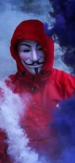 anonymous 4k ok 1125x2436 259x560 1125x2436 wallpapers hd