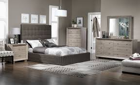 Taupe Bedroom Franklin 5 Piece Queen Bedroom Set Taupe Leons