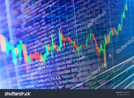 C Stock Chart Source Code Coding Business Computer Source Code Stock Stock Photo Edit