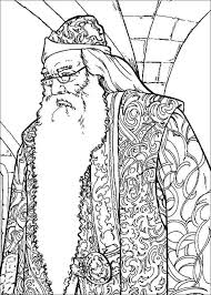 Harry Potter Coloring Pages Online At Getdrawingscom Free For