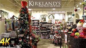 I would like to receive periodic updates from christmas decor of nj. Kirkland S Christmas Decor Christmas Decorations Christmas Shopping Home Decor Kirklands 4k Youtube