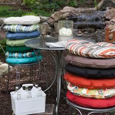 Cushions Square Seat Cushions Cheap Chair Pads