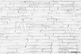 photo art print white brick wall art concrete or stone texture background in wallpaper limestone abstract paint to flooring and homework brickwork or