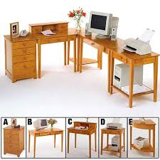home office desk components. Setting Up A Home Office? Mix And Match The Computer Desk Components To Find Office R