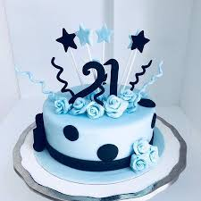 Pretty 21 Birthday Cake Design For Women Wantslco
