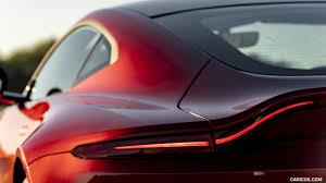 2019 Aston Martin Vantage Uk Spec Tail Light Hd Wallpaper 80