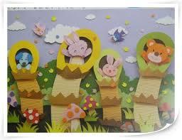 preschool kindergarten classroom wall