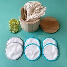 reusable makeup remover pads organic