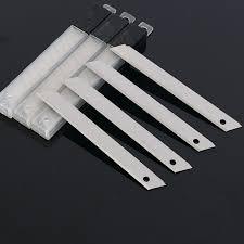 <b>Комплект сменных</b> лезвий для канцелярского <b>ножа</b> купить в ...