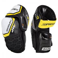 Hockey Elbow Pad Size Chart Bauer Supreme 2s Pro Junior Hockey Elbow Pads