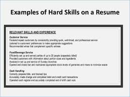Relevant Skills For Resume Examples - Tier.brianhenry.co