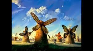 surrealist art salvador dalí and vladimir kush you in salvador dali artwork view