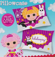 Lalaloopsy Bedroom Lalaloopsy Pillowcase Lalaloopsy Bedding Kids Bedding Dreams