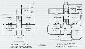 decoration old house plans hidden pageways floor plan victorian design uk