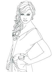 Famous People Coloring Pages Coloring Pages Of Celebrities Coloring
